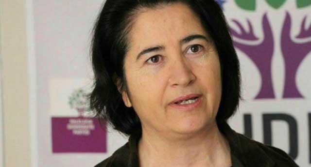 HDP'de yeni eş genel başkan belli oldu