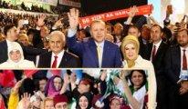 Erdoğan'lı AKP'nin yeni merkez kadrosu belli oldu