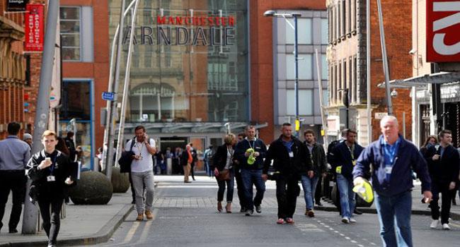 Manchester'da yeni bomba paniği