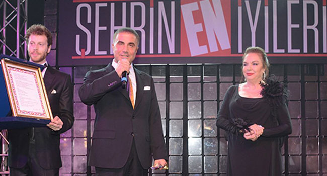 Milliyet'ten Sedat Peker'e 'En hayırsever iş adamı' ödülü!