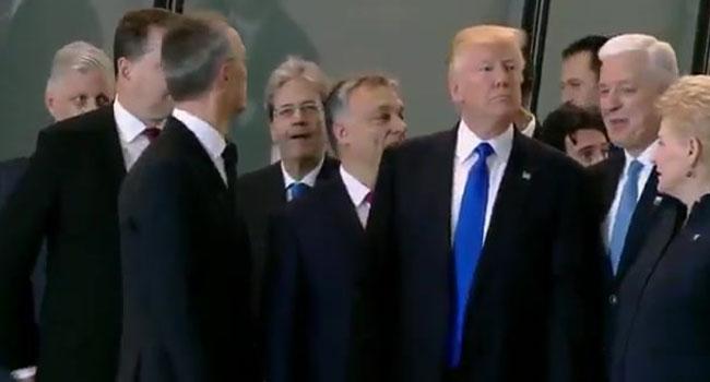 Diğer liderler şok oldu
