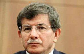 Davutoğlu'ndan AKP'ye