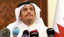 Suudilerle görüşen Katar'dan Türkiye açıklaması