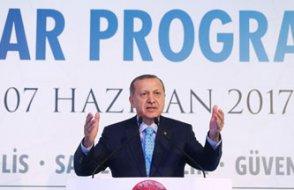 Erdoğan: Yanınızda kim olursa olsun...