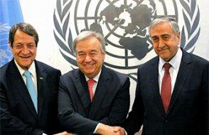 BM Genel Sekreteri'nin daveti KKTC liderine ulaştı