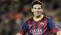 Messi La Liga'daki 400. golünü attı