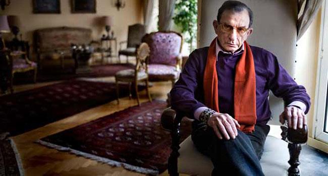 92 yaşındaki Haldun Dormen COVID-19'a yakalandı
