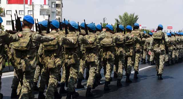 5 zırhlı araç ve 23 asker daha Katar'da