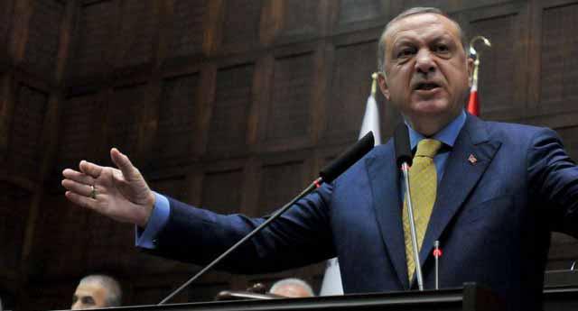Erdoğan ipleri daha da geriyor...