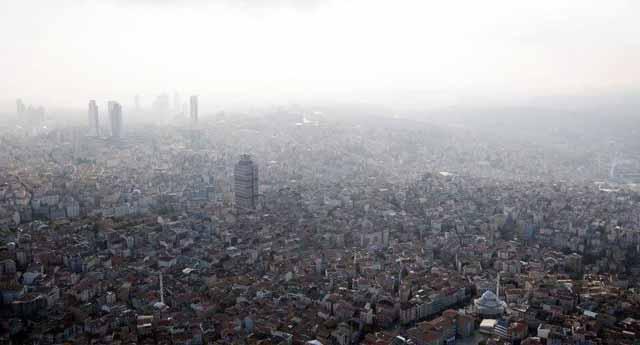 İstanbul'la ilgili önemli uyarı