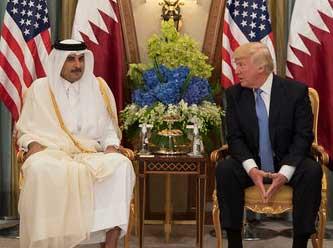 Katar-ABD' ile bu kez savunma tatbikatı yaptı