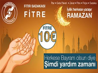 Bu Ramazan siz de bir iftar bağışlayın - ADV
