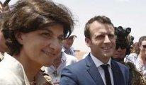 Macron'a Savunma Bakanı Şoku