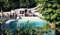 Havuzda ihmal ölüm getirdi, 5 kişi hayatını kaybetti