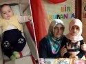 10 aylık bebeğiyle rehin alındı: Eşi gelsin serbest bırakırız