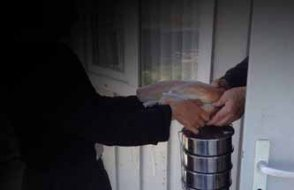 'Bir kilogram et üç aileyi dolaşıp tekrar aynı eve geri geldi'