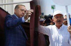Kılıçdaroğlu'nun başlattığı yürüyüş Saray'dan takip ediliyor