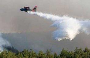 Sonunda bu da oldu! THK yangınlara müdahale edebilmek için CİMER'e başvurdu...