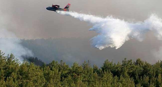 Bakan Pakdemirli'den THK uçaklarının neden kullanılmadığı sorusuna cevap