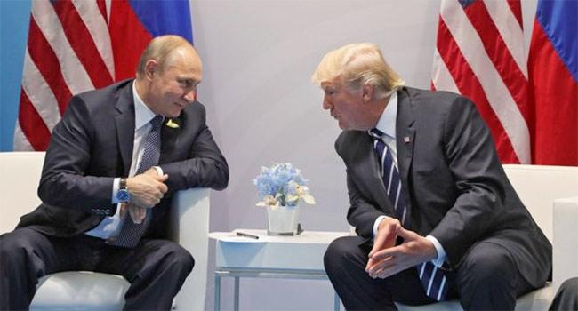 Putin'den Trump'a CIA desteği teşekkürü