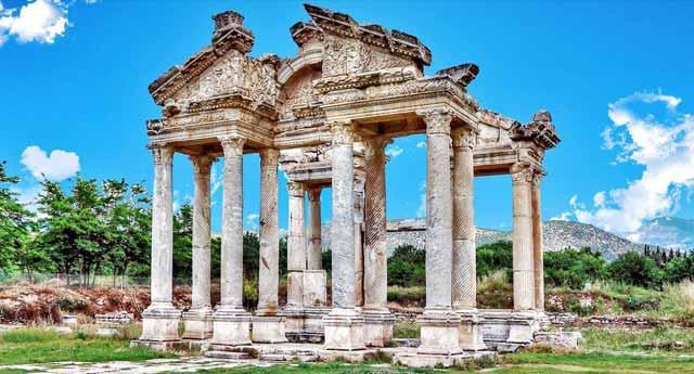 Karacasu'daki Afrodisias antik kenti artık UNESCO listesinde