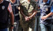 20 rütbeli askere gözaltı kararı