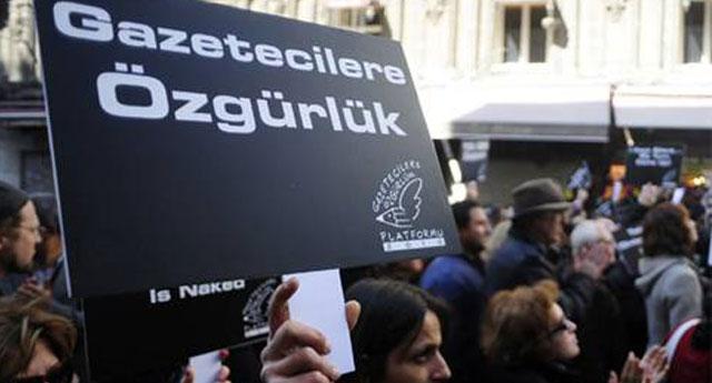 Türkiye'deki tutuklu gazeteciler ABD'de konferansta konuşulacak