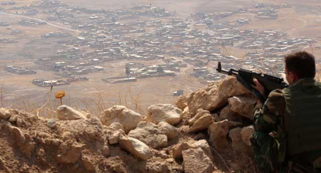 ABD: Sınıra PYD'lilerden ordu kurmayacağız
