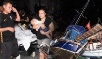 Muğla Bodrum'da 6,3 şiddetinde deprem!