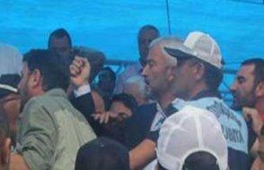 AKP'li Belediye Başkanı ile Emniyet Müdürü kavga etti