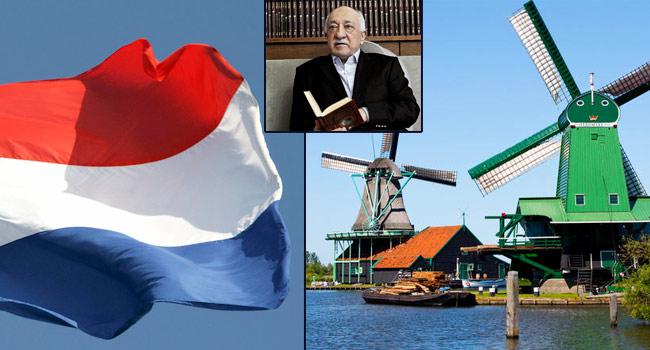Hollanda 'Hizmet Hareketi' hakkında rapor yayınladı