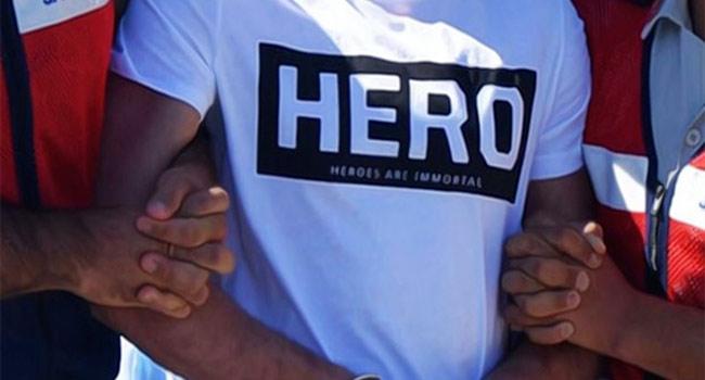 Trabzon'da HERO operasyonu