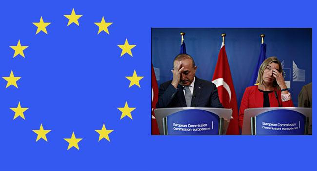 Sabah muhabiri sordu, AB yetkilileri AKP'li bakanların yüzüne söyledi