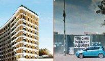 AKP'ye göre o bir rezidans değil cami!