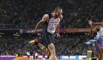 Ramil Guliyev, 200 metre yarışında Dünya Şampiyonu