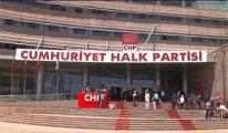 CHP Genel Merkezi Covid nedeniyle kapatıldı