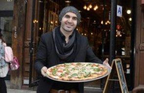 Dünya pizza şampiyonu, Diyarbakır'da gözaltına alındı