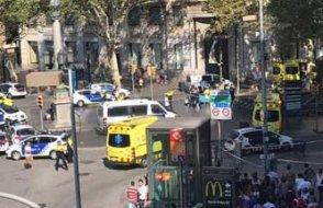 Barcelona'daki saldırıyı o örgüt üstlendi!