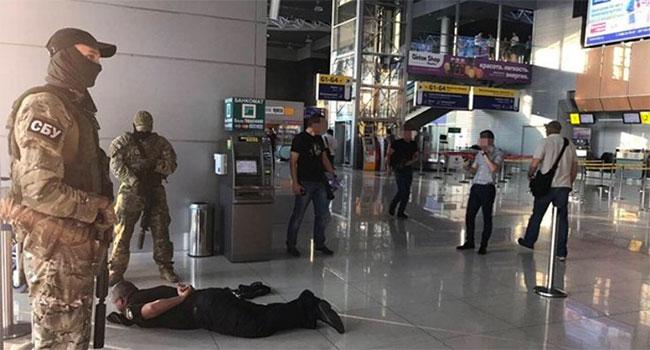 Havaalanına rüşvet baskını: Amirler gözaltına alındı