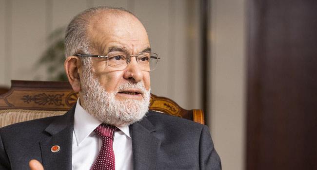 Saadet lideri Karamollaoğlu için Davutoğlu ve Babacan iddiası