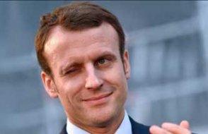 Macron'un elektriğini ve suyunu kestiler, kapının önüne çöp bıraktılar