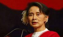 Avrupa Birliği, Myanmar liderinin geçmişte aldığı ödülü iptal etti