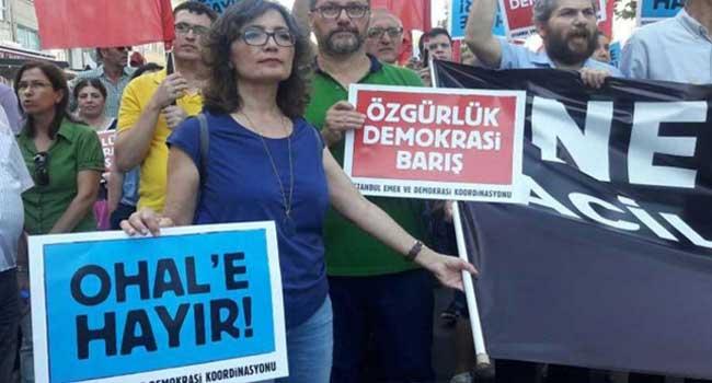 Türkiye'de muhalefet acımasızca bastırılıyor