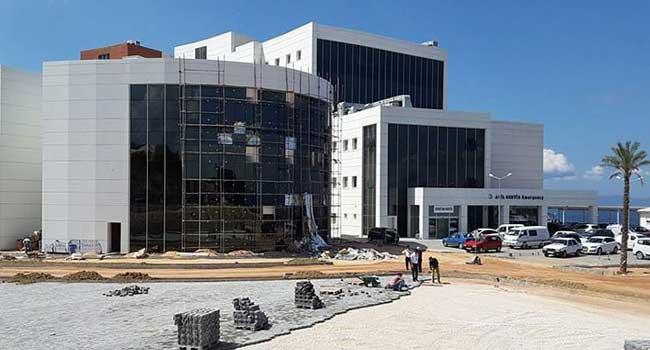 28 Milyon liralık skandal hastane