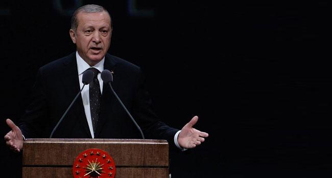 Erdoğan'dan Barzani açıklaması