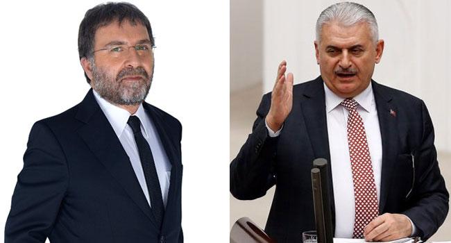 Ahmet Hakan azarı yedi çark etti