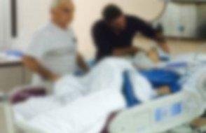 15 yıl komada kalan kişi uyandı