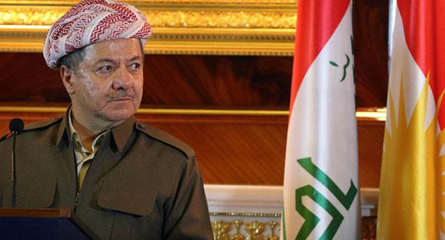 Barzani'den 'bağımsızlık' açıklaması