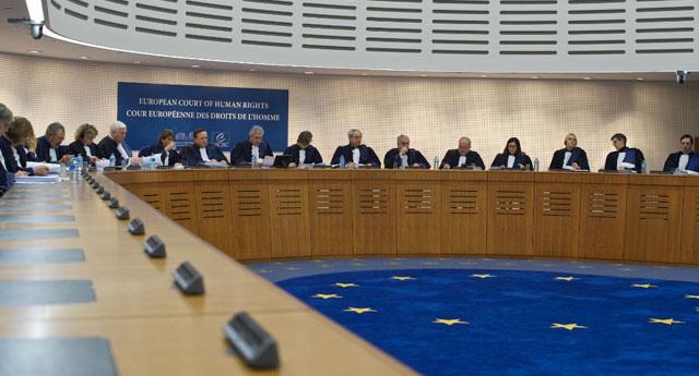 Avrupa İnsan Hakları Mahkemesi'ne yapılan başvuruların üçte biri  eksikliklerden reddediliyor