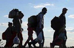 Ünlü Dergi  Türkiye'de  'Zulümden Kaçanları 'yazdı